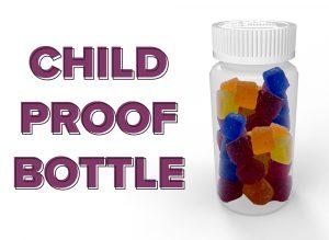 CBD Gummies Child Proof